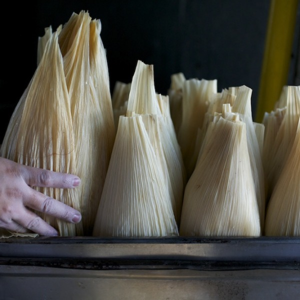 Tamale Corn Husk 1lb Mexican Bakery