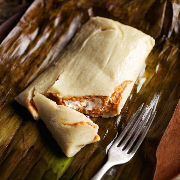 Shop Tamales Bean and Goat Cheese Oaxacan Vegetarian Tamales